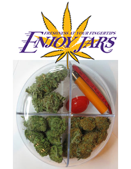 Enjoy Jar Nug Jar