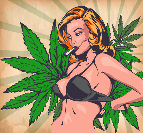 stoner-girl-cartoon