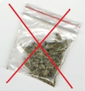 how to store weed don't use baggie